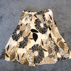 a.n.a skirt with pockets